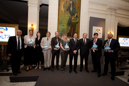 Press Awards 2011 - Winners