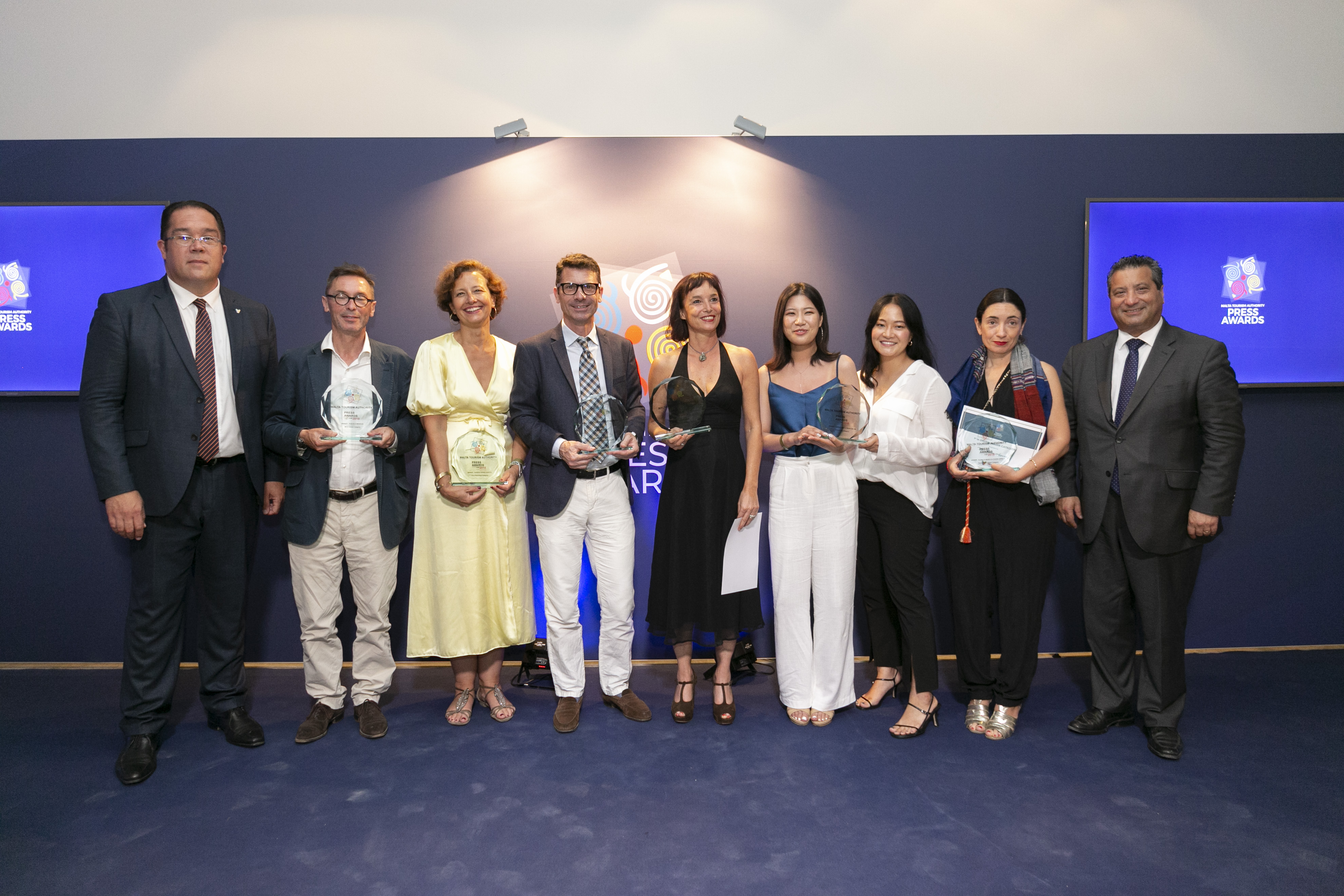 Press Awards Winners 2018