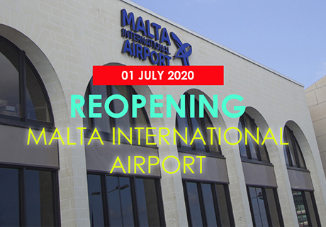 Airport to Reopen on July 1st 2020